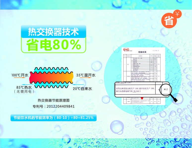校园饮水机-150人饮水机(图2)