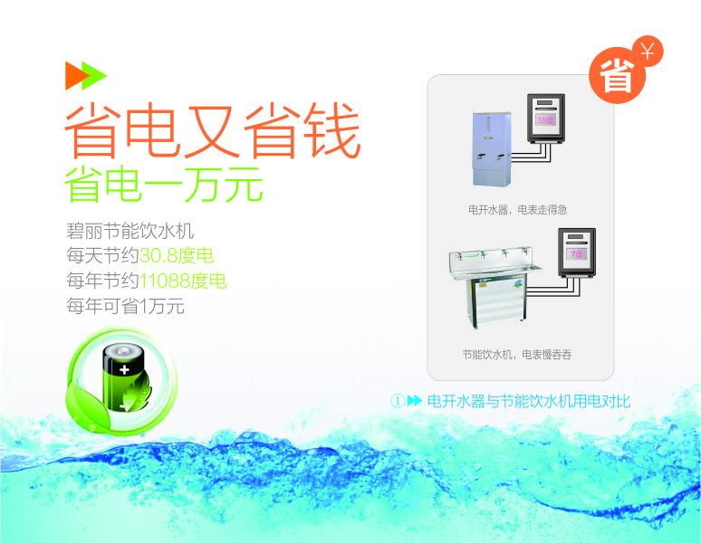校园饮水机-150人饮水机(图3)